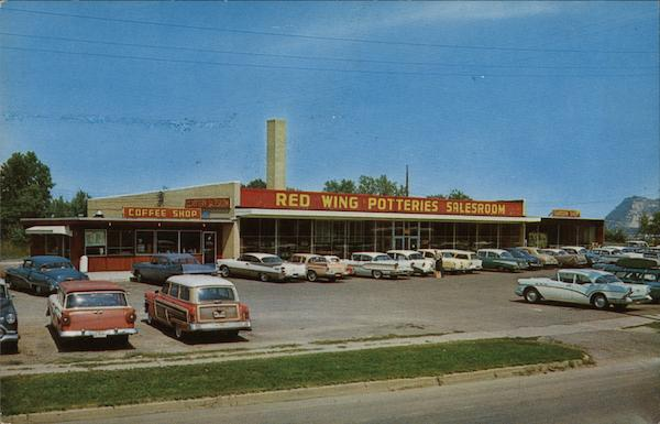The Red Wing Potteries Minnesota