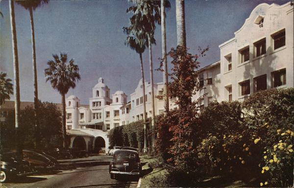 Beverly Hills Hotel California