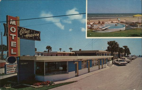 Blue Heaven Motel Daytona Beach Florida