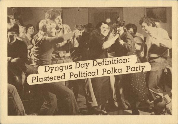 Dyngus Day Definition: South Bend Indiana