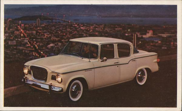 The Studebaker Lark Cars