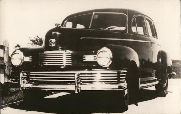 1946 Nash Automobile Cars