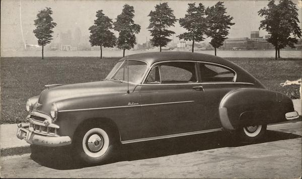 1949 Chevrolet Fleetline 2-Door Sedan Cars
