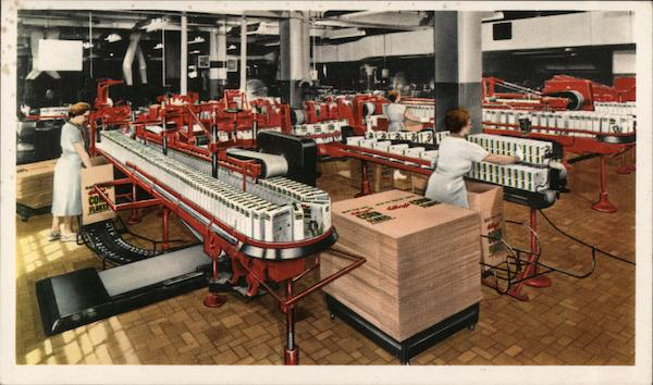 Kellogg's Packing Room Battle Creek Michigan Modern (1970's to Present)