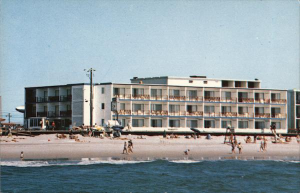 Satellite Motel OCEAN CITY Maryland
