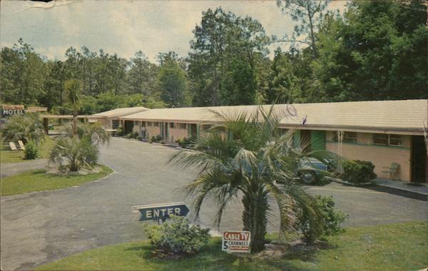 Silver Sands Motel Ocala Florida