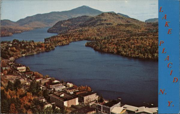 Lake Placid, N.Y. New York R. K. Dean