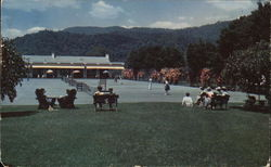 The Greenbrier - Tennis Courts