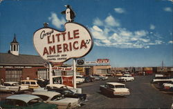Corey's Little America