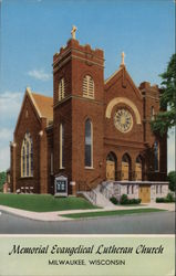 Memorial Evangelical Lutheran Church