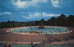 Washington Park Swimming Pool