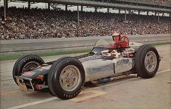 Bobby Marshman - Indy 500