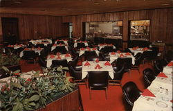 Buck's Restaurant - Red Carpet Room