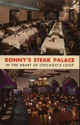Ronny's Steak Palace