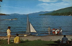 "Lake George ""Queen of American Lakes"""