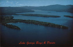 Lake George Bays & Points