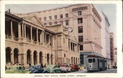 General Post Office Postcard