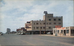 Seawall Cafe Postcard