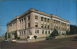 Las Animas County Court House