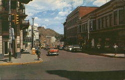 Commercial Street Postcard