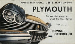 Plymouth Fury 301
