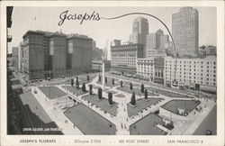 Joseph's Forists, Union Square