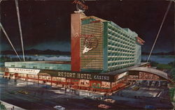 Harvey's Wagon Wheel Resort Hotel and Casino, Lake Tahoe