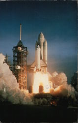 First Launch of Space Shuttle Columbia