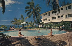 Poolside, The Naniloa Hotel