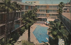Hacienda International Hotel - Los Angeles Airport