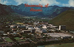 University of Hawaii - Aerial View