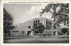 Darby Fieldhouse and Men's Gymnasium - Grinnell College