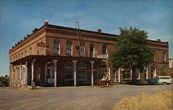 Shaniko Hotel and Restaurant Postcard