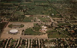 Aerial View University of Wichita