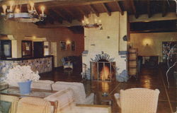 Furnace Creek Inn - Lobby