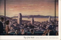 Hotel Mark Hopkins - Top of the Mark