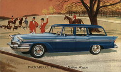 1957 Packard Clipper Station Wagon
