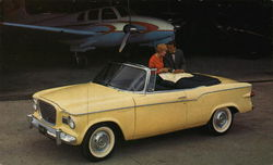 Studebaker Lark Convertible (Regal)