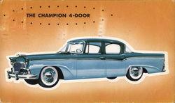 Studebaker Champion 4-Door