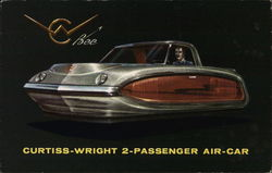 Curtiss-Wright 2-Passenger Air-Car - The Bee
