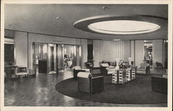 The T. Easton Co.Department Store - Foyer to Ninth Floor Restaurant