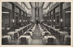 The T. Eaton Co. Limited Department Store - Ninth Floor Restaurant