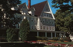 The Silver Bay Association - The Inn, YMCA Conference Center