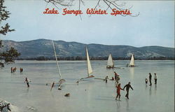 Lake George Winter Sports