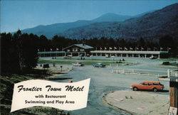 Frontier Town Motel with Restaurant Swimming and Play Area