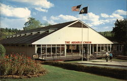 The Ausable Chasm - Entrance Building
