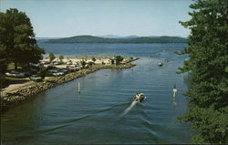 Endicott Rock - Weirs Beach