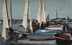 Yachting View, Marblehead Harbor