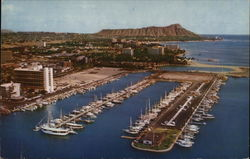 Honolulu Yacht Harbor