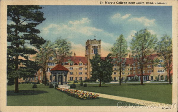 St. Mary's College South Bend Indiana